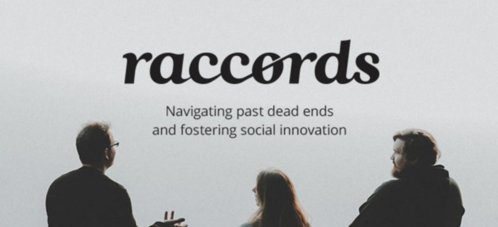 Can citizen participation change the world? Raccords #01 Maison de l'innovation sociale
