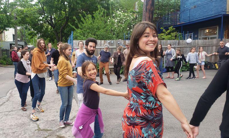Les petits bals sauvages font valser Montréal