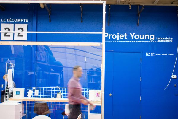 Projet Young / The Young Project