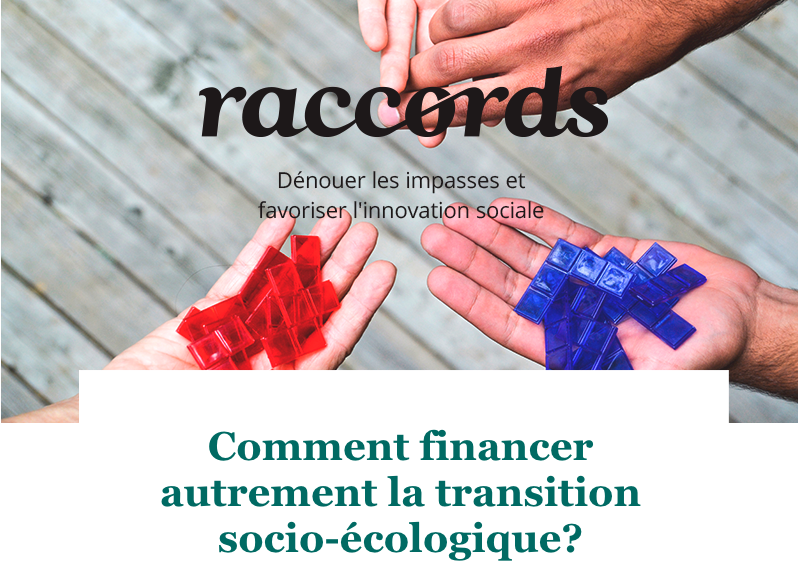 Comment financer autrement la transition socio-écologique?