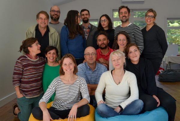 Les Voeux des Fêtes 2019 de la Maison de l'innovation sociale