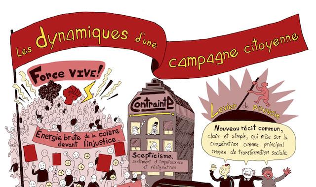 Raccords #04 - Quel regard porter sur la campagne citoyenne pour accélérer la transformation sociale ?