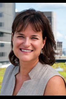 Photo de Josée Duplessis, administratrice de la Maison de l'innovation sociale 2020