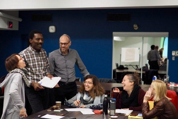 Atelier du Pôle communautaire et de santé sociale de Montréal-Nord avec le programme des Innovatrices et innovateurs sociaux en résidence de la MIS