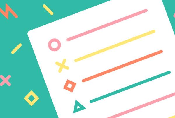 La liste du bulletin numérique Raccords, cinq initiatives proposées par les invités