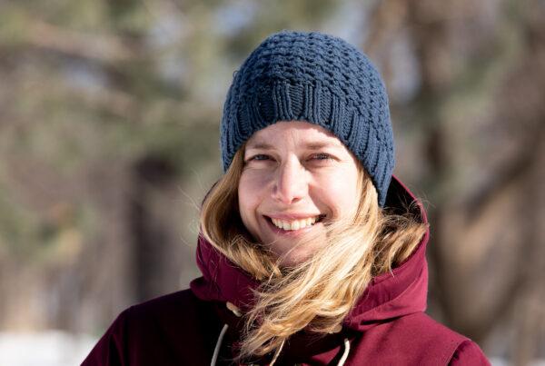 Sandrine Gueymard, projet Paroles d'aînés, lauréat de la cohorte de l'automne 2020 de l'Incubateur civique de la MIS