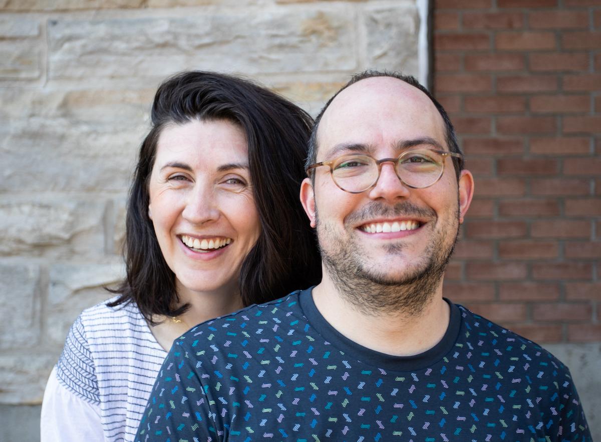 Bianca Paquette et Louis-Georges Bernard, projet Consigne Don, Donation Deposit, Incubateur civique